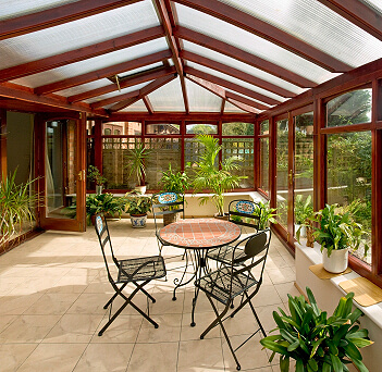Timber and UPVC Conservatories