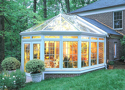 Maintaining and Caring for Conservatories