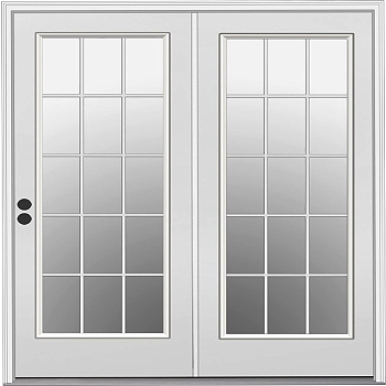 Composite uPVC Doors